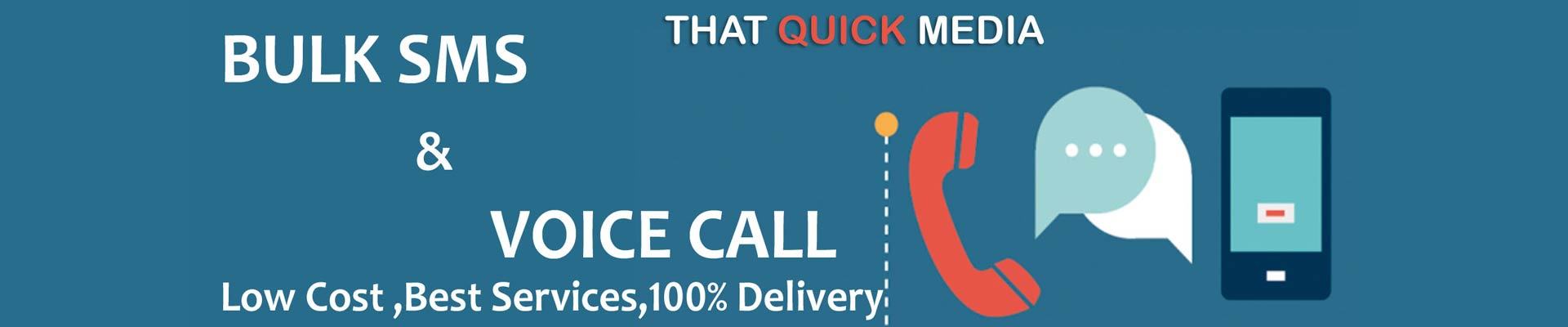 Bulk SMS & Voice Call Marketing